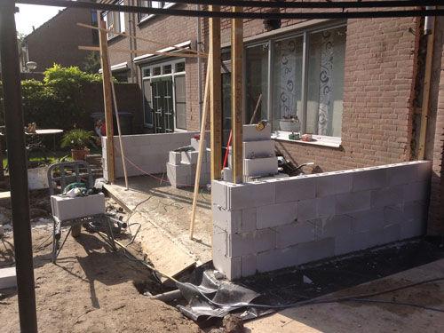 Uitbouw Huis 2